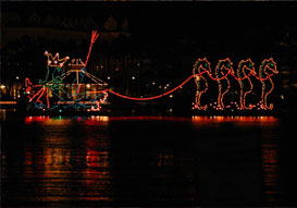 Electrical Water Pageant One