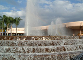 Epcot Fountain Two